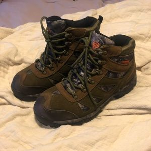 She Outdoor Cami Mid Hiking Hunting Boots